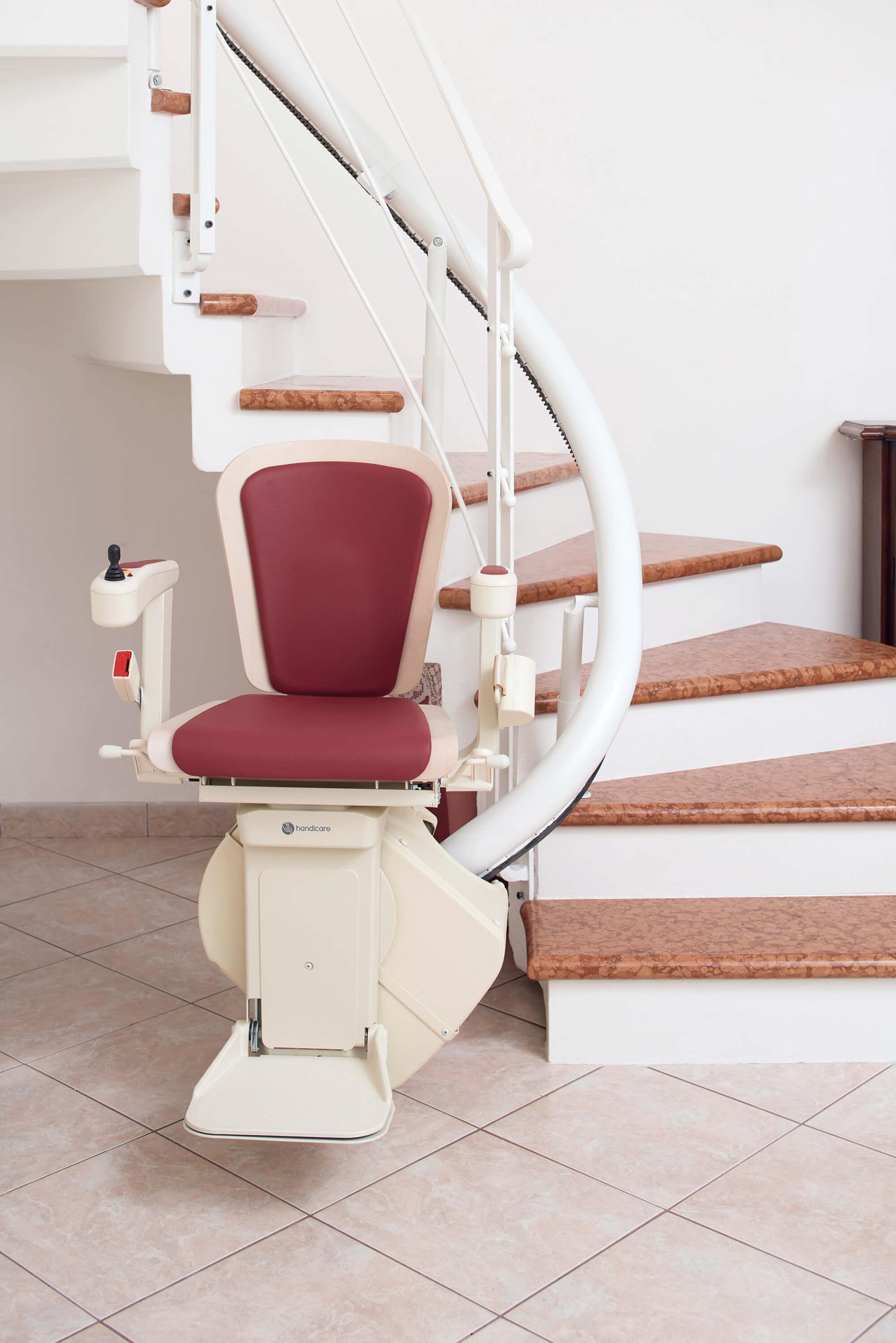Siège monte-escalier