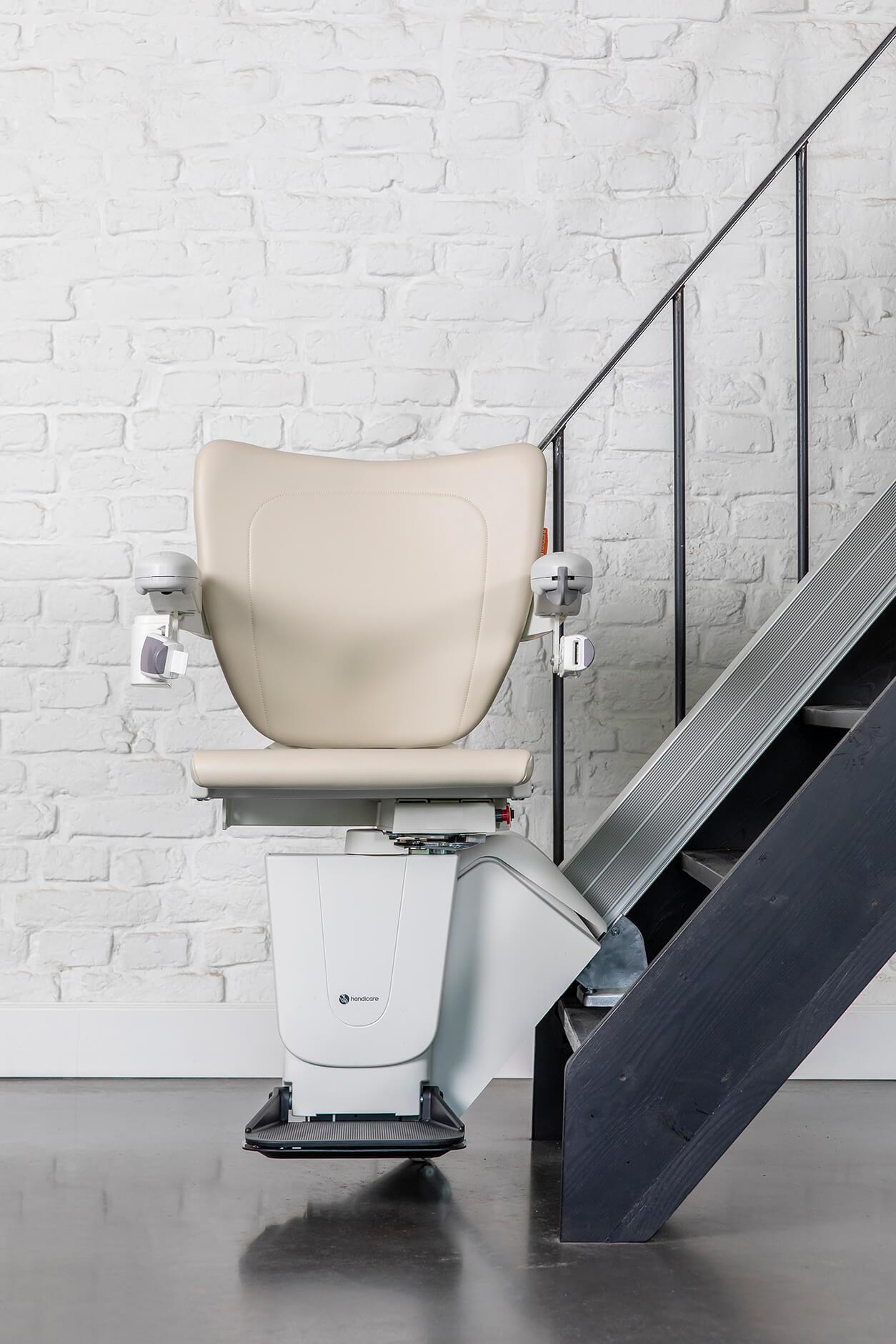 Photo d'un siège monte-escalier